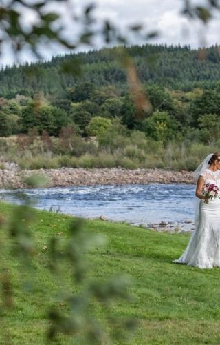 Susan And Neil S Banchory Lodge Wedding Jonathan Addie Photography