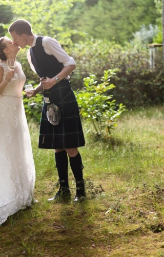 Andrew And Katie S Banchory Lodge Wedding Jonathan Addie Photography