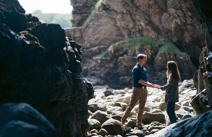 Kenneth & Kimberley's pre wedding photo shoot.
