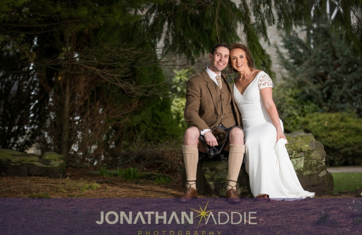 Claire & Tony's Ardoe House Hotel wedding