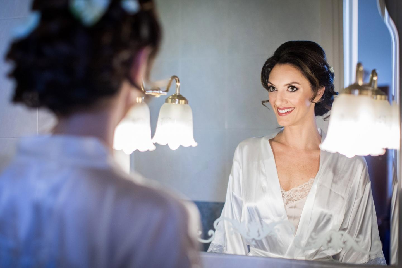 A bride photograph taken at a wedding in Aberdeen by Jonathan Addie, an Aberdeen based wedding photographer